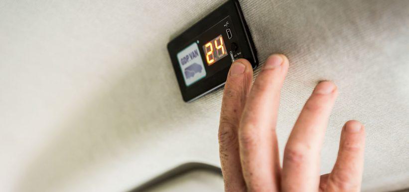 KX Transporte Würzburg Webdesign Leistungen Temperaturgesteuert